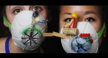 "Embedded thumbnail for Международная эко-акция ""MASKBOOK"""