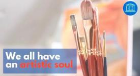 Embedded thumbnail for Международная неделя художественного образования ЮНЕСКО