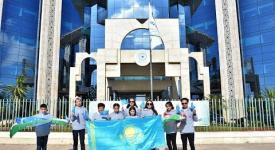 """Embedded thumbnail for """"Дети Рисуют Мир"""" в штаб-квартире ИСЕСКО в Марокко"""