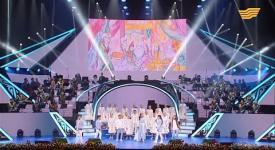 "Embedded thumbnail for ""Дети рисуют мир"" на концерте ко Дню Первого Президента"