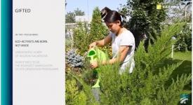 "Embedded thumbnail for Посол эко-поколения ""TUNZA"" (UNEP) от Казахстана"