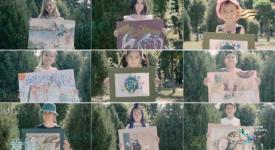 "Embedded thumbnail for ""Дети рисуют мир"" к празднованию Дня Конституции РК"